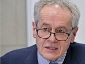 Šéf vědecké rady Ústavu pro studium totalitních režimů Michal Kraus (11. dubna