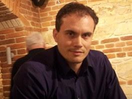 Vladimír Hönig, místopředseda pražské SPOZ. Zemanovci pozvali zástupce dalších