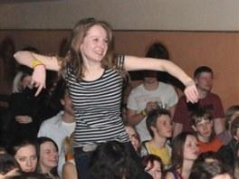 Student Fest se konal již popáté, hrálo na něm přes třicet kapel.