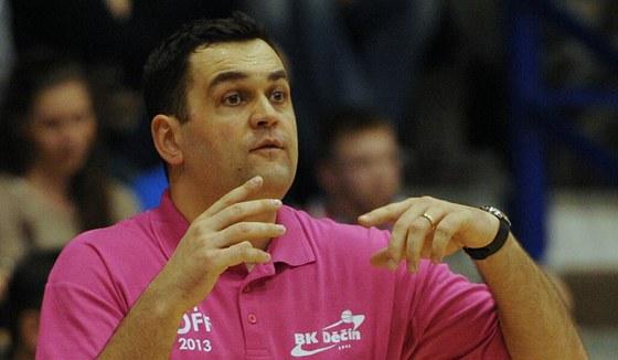 Pavel Budínský, trenér Děčína