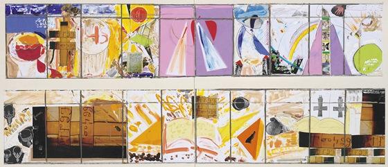 Jan Jemelka, Výtvarný návrh vitráže pro kapli a galerii Diecézního centra