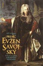 Obálka knihy Princ Evžen Savojský