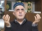 Muhamad Sulejman, strýc bratrů Carnajevových (23. dubna 2013)