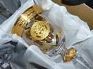 V konečném součtu celníci zajistili 5 146 kusů sklářských výrobků. Hodnota