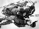 Těla Zolotarjova a Kolevatova. Kdybych mohl položit Bohu jedinou otázku, zněla