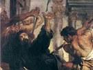 Peter Paul Rubens: Umučení sv. Tomáše (1638)