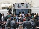 Italská policie zadržela muže, který střílel před kanceláří premiéra (28. dubna