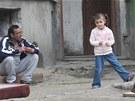 Romsk� rodiny v P�edn�dra�� d�le �ij�. Jak dlouho?
