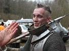 V Libušíně u Kladna se o víkendu uskutečnila největší středověká bitva v České
