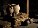 Výstava Bystřec, založení, život a zánik středověké vsi v Moravském zemském
