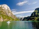 Naroyfjord, nejužší fjord světa