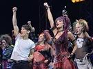 Česká premiéra muzikálu We Will Rock You podle hitů Queen v pražské O2 areně