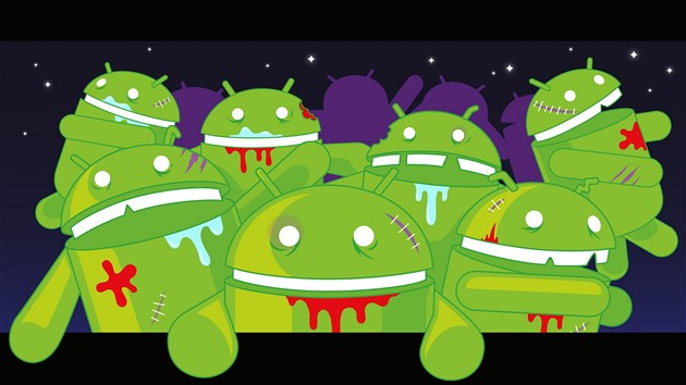 Malware na Androidu