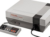 Konzole NES od Nintenda