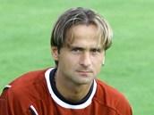 Fotbalista AC Sparta Praha Jiří Novotný (27. července 2000)