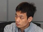 Vietnamec Ho Van Minh při jednání olomouckého krajského soudu, před nímž 29.
