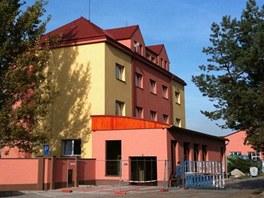 Sídlo společnosti Exelsior Group v Bohumíně.