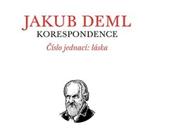 Ob�lka druh�ho svazku korespondence Deml - B�lek