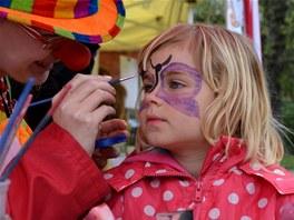 Festival Apríles měl program pro dětské i dospělé návštěvníky.