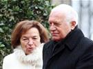 Václav a Livia Klausovi