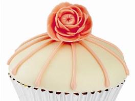 Cupcake s meruňkami