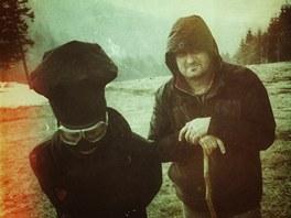 Tajemn� Kittchen (vlevo) a Tom� Neuwerth