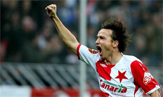 slávistická fotbalová ikona Vladimír Šmicer