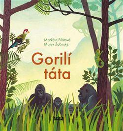 Obálka knihy Gorilí táta