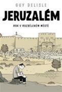 Obálka komiksu Jeruzalém
