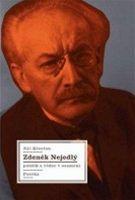 Zdeněk Nejedlý (obálka knihy)