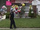 Vítej doma, Amando. Clevelandský policista před domem unesené Amandy Berryové