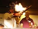 Vaření piva Jordán zahájila v pátek dopoledne slavnost v minipivovaru Na...