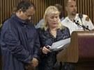 Ariel Castro ve čtvrtek předstoupil před soud (9. května)