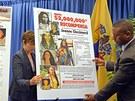 FBI oznámila zdvojnásobení odměny za dopadení Joanne Chesimard na dva miliony
