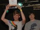 V soutěži Klání kapel se první umístilo hudební uskupení Lolita, druhé místo