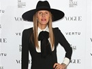 Anna Dello Russo pracuje pro japonskou verzi módního magazínu Vogue.