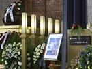 Pohřeb Milana Peroutky