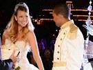 Mariah Carey a Nick Cannon obnovili svůj manželský slib v Disneylandu. (1.