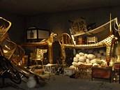 Tutanchamon - jeho hrob a poklady: Ante Chamber