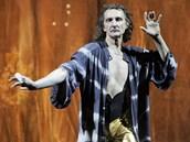 Igor Vejsada v roce 2009 připravuje choreografii dalšího baletu.