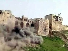 Citadela al-Madiq v provincii Hama.