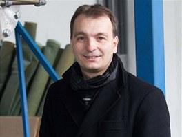 Podnikatel Radomír Prus.