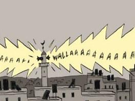 Z komiksu Jeruzalém
