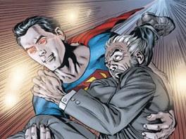 Z komiksu Superman a lidé z oceli