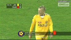 26.kolo fotbalov&#233; ligy: Jihlava - Dukla Praha 1:1
