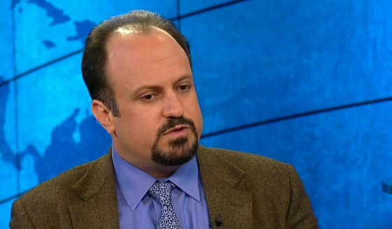 Bernard Haykel - profesor blízkovýchodních studií na Princetonské univerzitě.