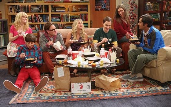 Ze seriálu Teorie velkého třesku (The Big Bang Theory)