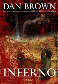 Obálka chystaného českého vydání románu Dana Browna Inferno