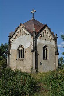 Hrobka Zedwitzů nad Doupovem