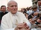 Jan Pavel II. si získal miliony věřících po celém světě. Umělec ze Slovenska,